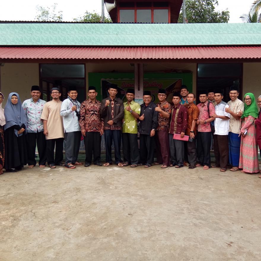 LDS (Lembaga Didikan Subuh di Musholla Nurul Ihsan XII Kampung Nagari Sungai Kamuyang